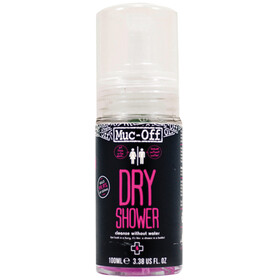 Muc-Off Dry Shower 100ml black/transparent